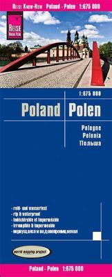 Poland (1:850 000)
