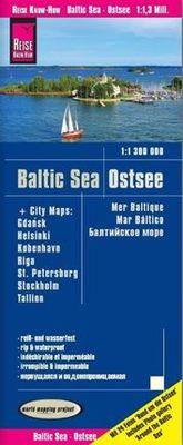 Baltic Sea (1:1.300.000)