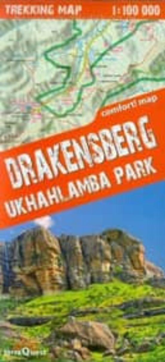 Drakensberg, Ukhahlamba Park 1: 100,000