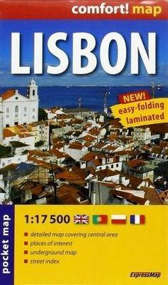 Lisbon bolsillo 1:17.500