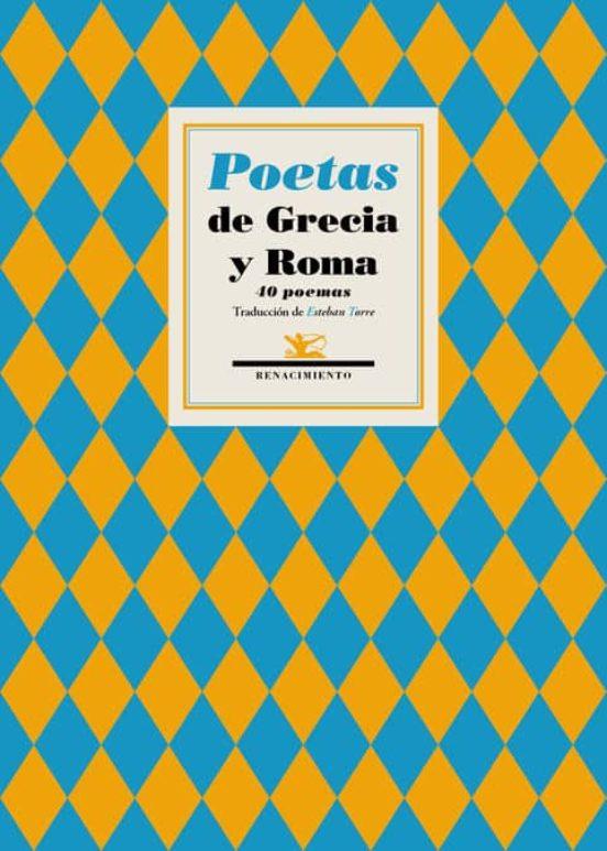 Poetas de Grecia y Roma. 40 poemas