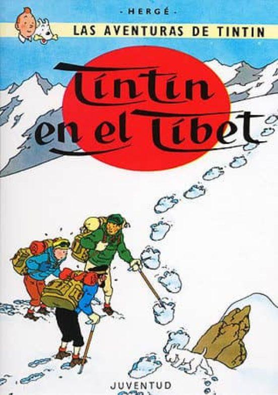 Tintin en el Tíbet
