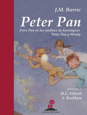 Peter Pan en los jardines de Kensington / Peter Pan y Wendy