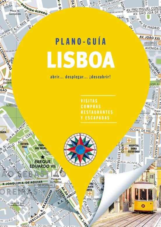 Lisboa Plano-Guía