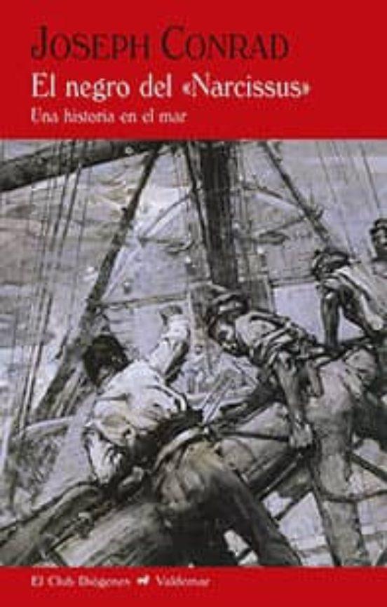 """El negro del """"Narcissus"""". Una historia del mar"""