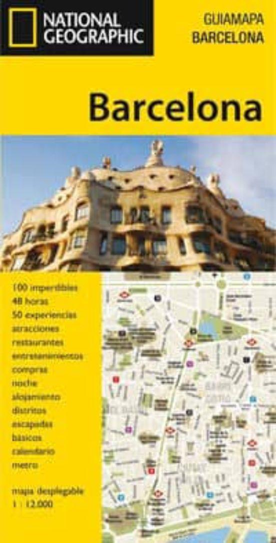 Guía mapa de Barcelona (1:11.000)