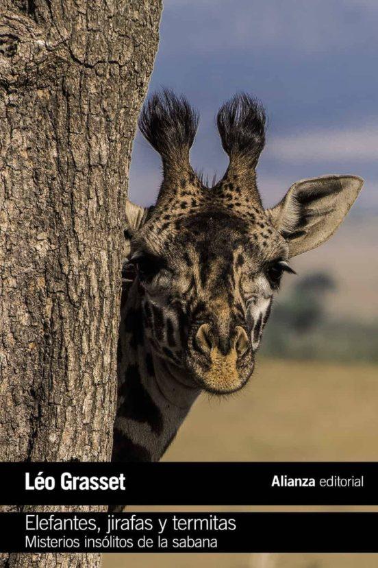 Elefantes, jirafas y termitas. Misterios insólitos de la sabana