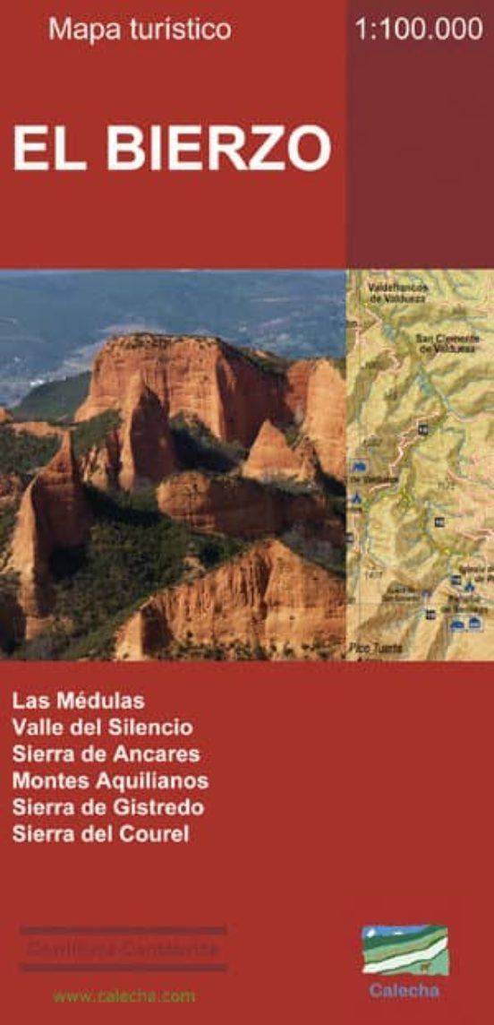 El Bierzo. Mapa Turístico (1:100.000)