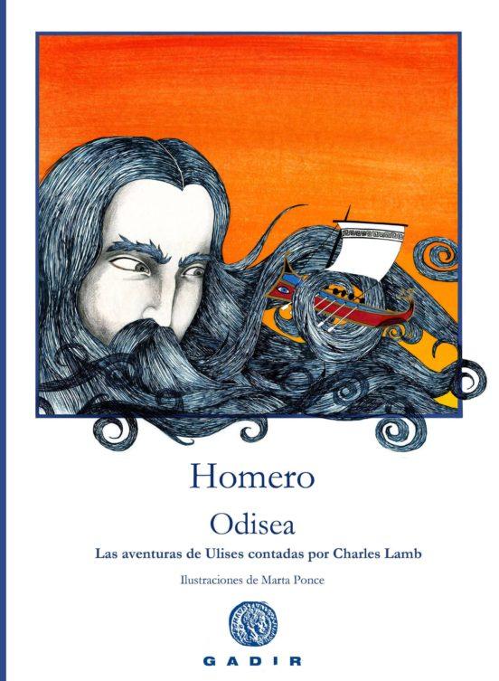 Odisea. Las aventuras de Ulises contadas por Charles Lamb