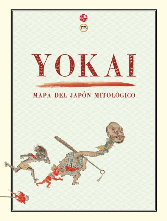 Yokai, mapa del Japón mitológico