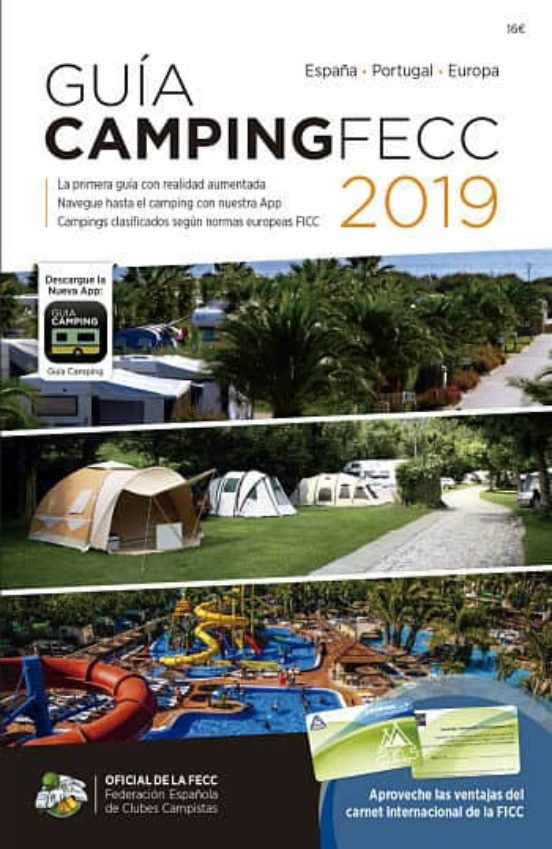 Guía Campings FECC. España. Portugal. Europa