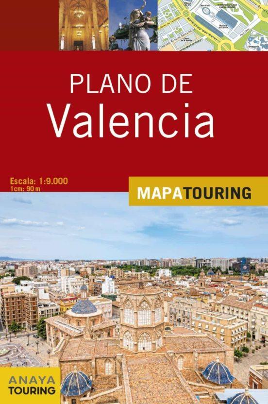 Plano de Valencia (1:9.000)