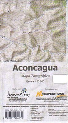 Aconcagua (1:100.000)