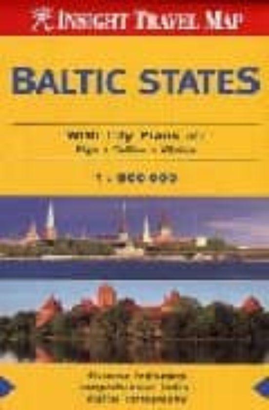 Baltic States (1:800.000)